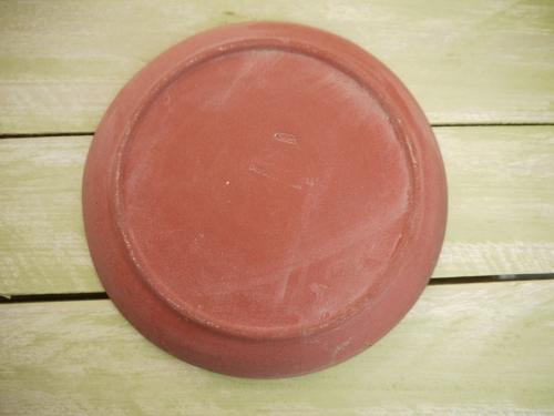 round plate base, on table,Stoneware,Slip and glaze,Weathered Range,SKnight